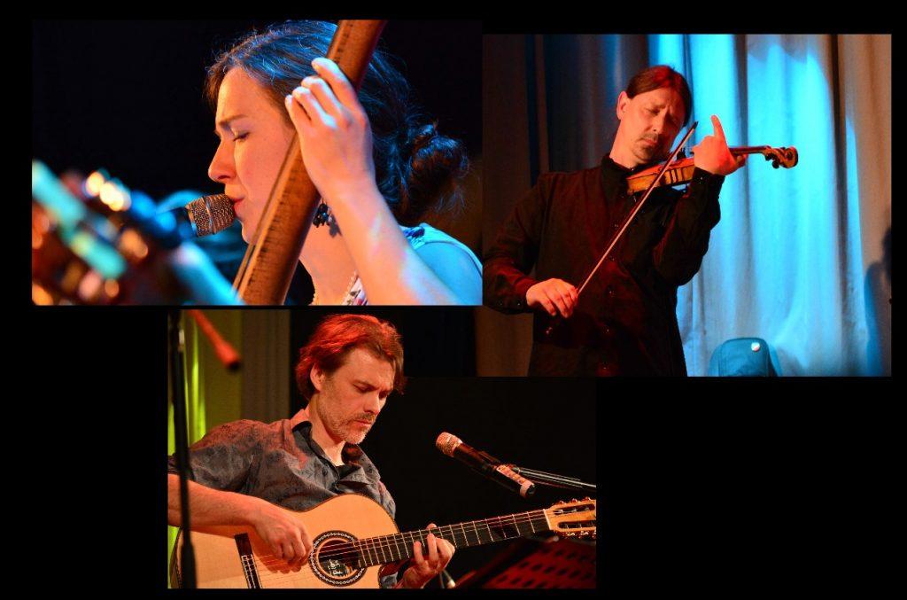"""Mit dem Trio """"Canto y Cuerdas"""" zum Herzerwärmen in die Klangwelten Lateinamerikas"""